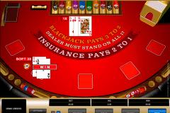 european blackjack microgaming blackjack