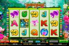 fairies forest netgen gaming kolikkopelit