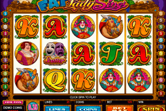 fat lady sings microgaming kolikkopelit
