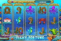 fishy fortune netent kolikkopelit