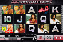 football girls playtech kolikkopelit