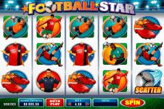 football star microgaming kolikkopelit