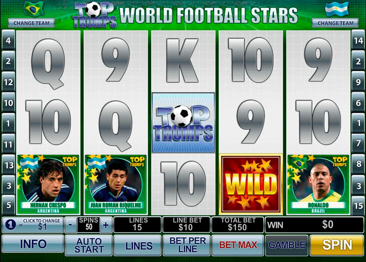 football stars playtech kolikkopelit