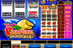 fortune cookie microgaming kolikkopelit
