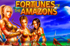fortunes of the amazons amaya kolikkopelit