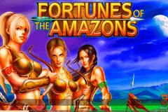 fortunes of the amazons amaya kolikkopelit