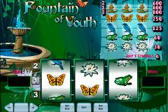 fountain of youth playtech kolikkopelit