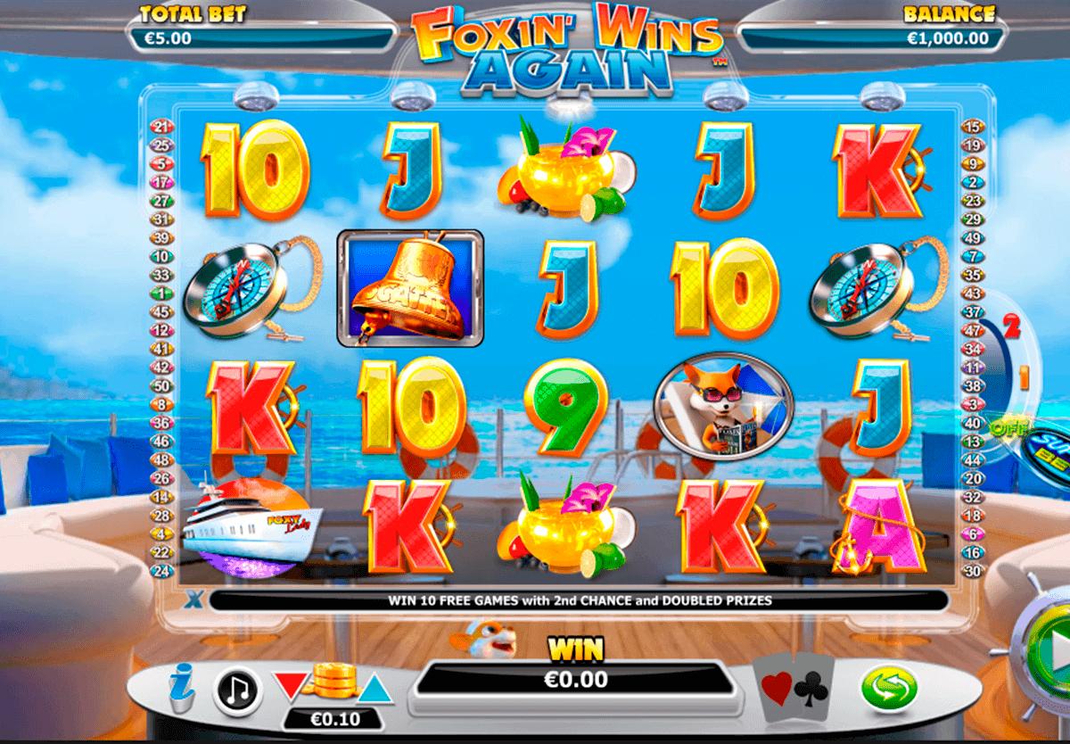 foin wins again netgen gaming kolikkopelit
