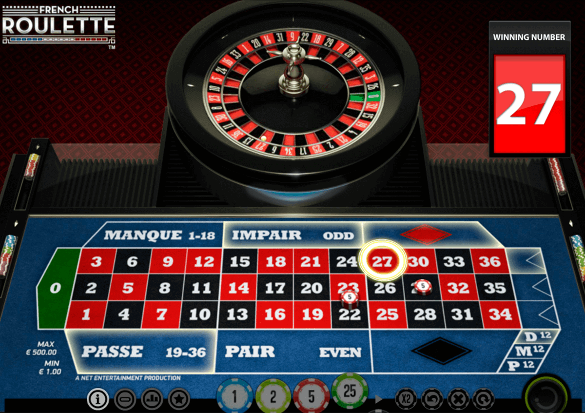Roulette casino game free play
