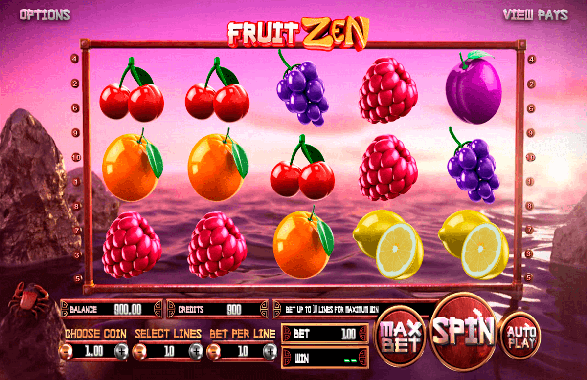 fruit zen betsoft kolikkopelit