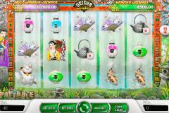 geisha wonders netent kolikkopelit