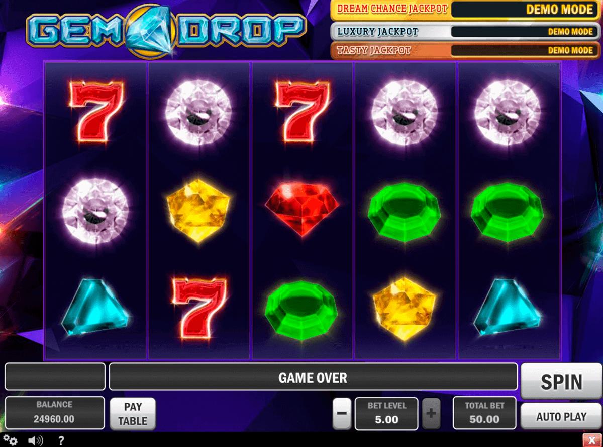 gem drop playn go kolikkopelit