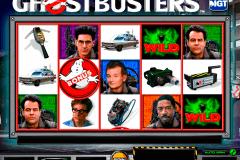 ghostbusters igt kolikkopelit