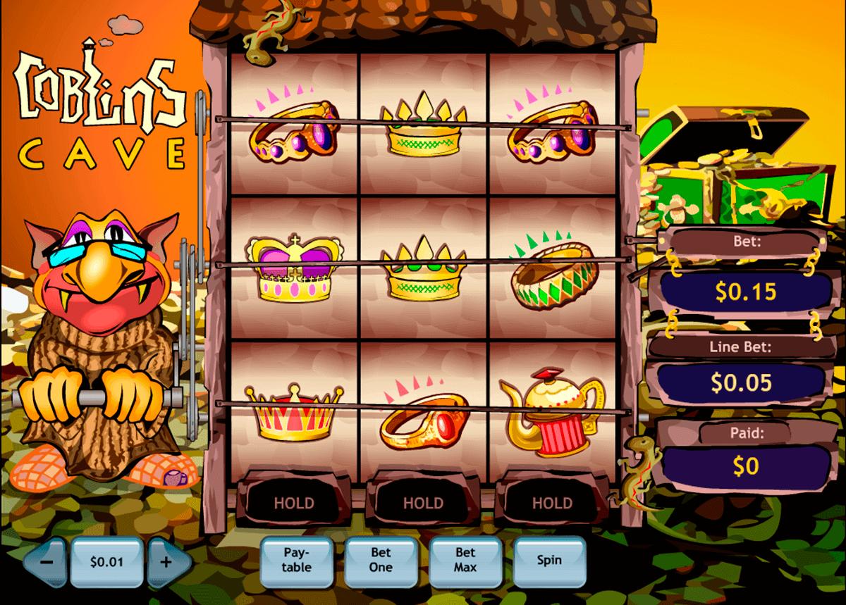 goblins cave playtech kolikkopelit