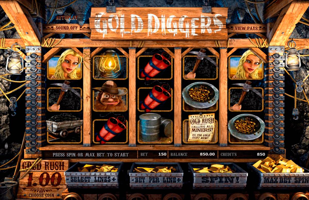 gold diggers betsoft kolikkopelit