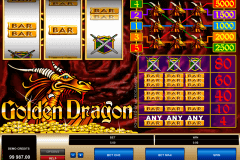 golden dragon microgaming kolikkopelit