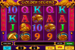 golden legend playn go kolikkopelit