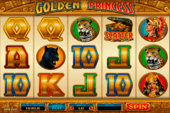 golden princess microgaming kolikkopelit