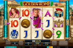 golden rome leander kolikkopelit