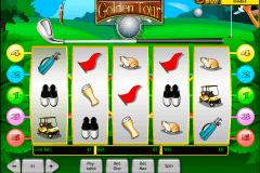 golden tour playtech kolikkopelit