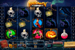 halloween fortune playtech kolikkopelit