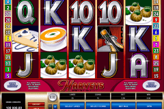 harveys microgaming kolikkopelit