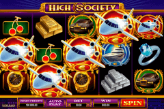 high society microgaming kolikkopelit