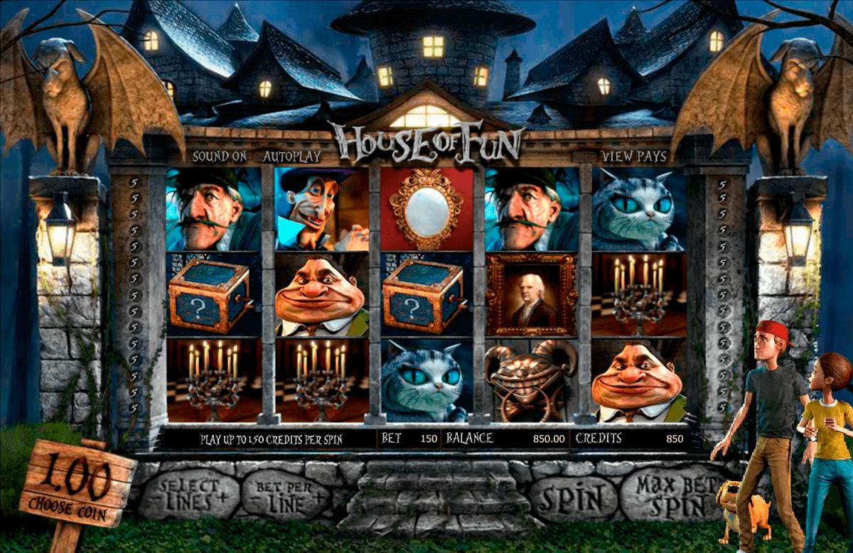 house of fun betsoft kolikkopelit
