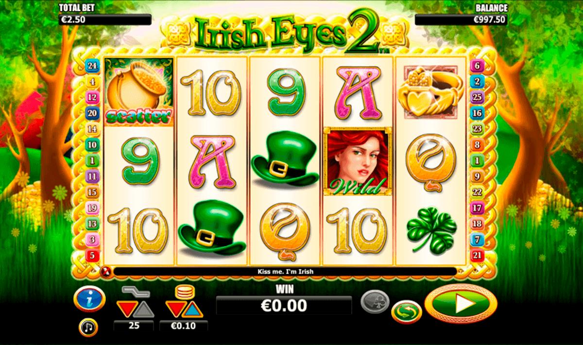 irish eyes 2 nextgen gaming kolikkopelit