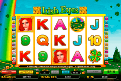 irish eyes netgen gaming kolikkopelit