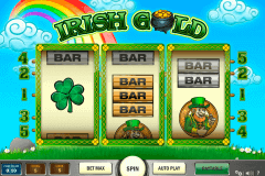 irish gold playn go kolikkopelit