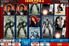 iron man   lines playtech kolikkopelit