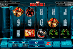 iron man  playtech kolikkopelit