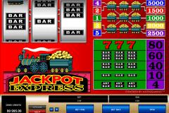 jackpot epress microgaming kolikkopelit