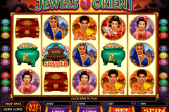 jewels of the orient microgaming kolikkopelit