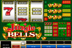 jingle bells microgaming kolikkopelit