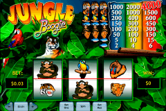 jungle boogie playtech kolikkopelit