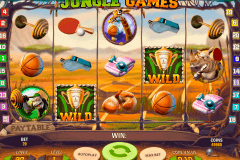 jungle games netent kolikkopelit