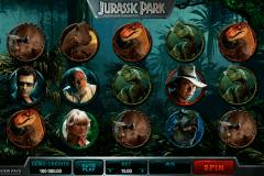 jurassic park microgaming kolikkopelit