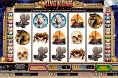 king kong amaya kolikkopelit