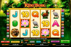 king tiger netgen gaming kolikkopelit