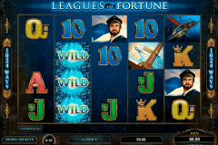 leagues of fortune microgaming kolikkopelit