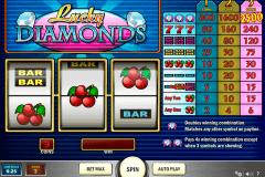 lucky diamonds playn go kolikkopelit