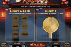 lucky numbers microgaming raaputusarvat