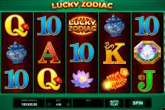 lucky zodiac microgaming kolikkopelit