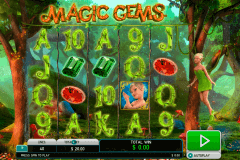 magic gems leander kolikkopelit
