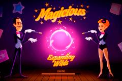 magicious thunderkick kolikkopelit