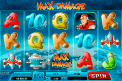 ma damage microgaming kolikkopelit