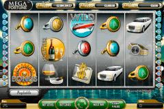 mega fortune netent kolikkopelit