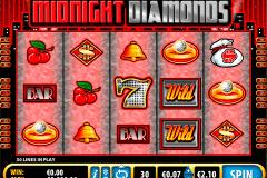 midnight diamonds bally kolikkopelit